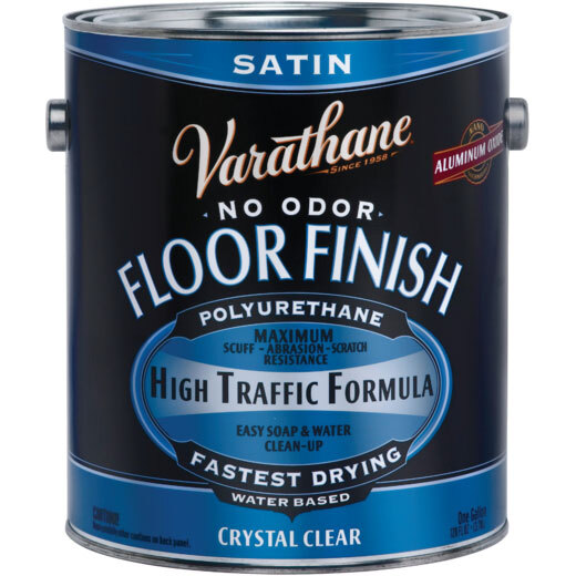 Floor Finishes & Waxes