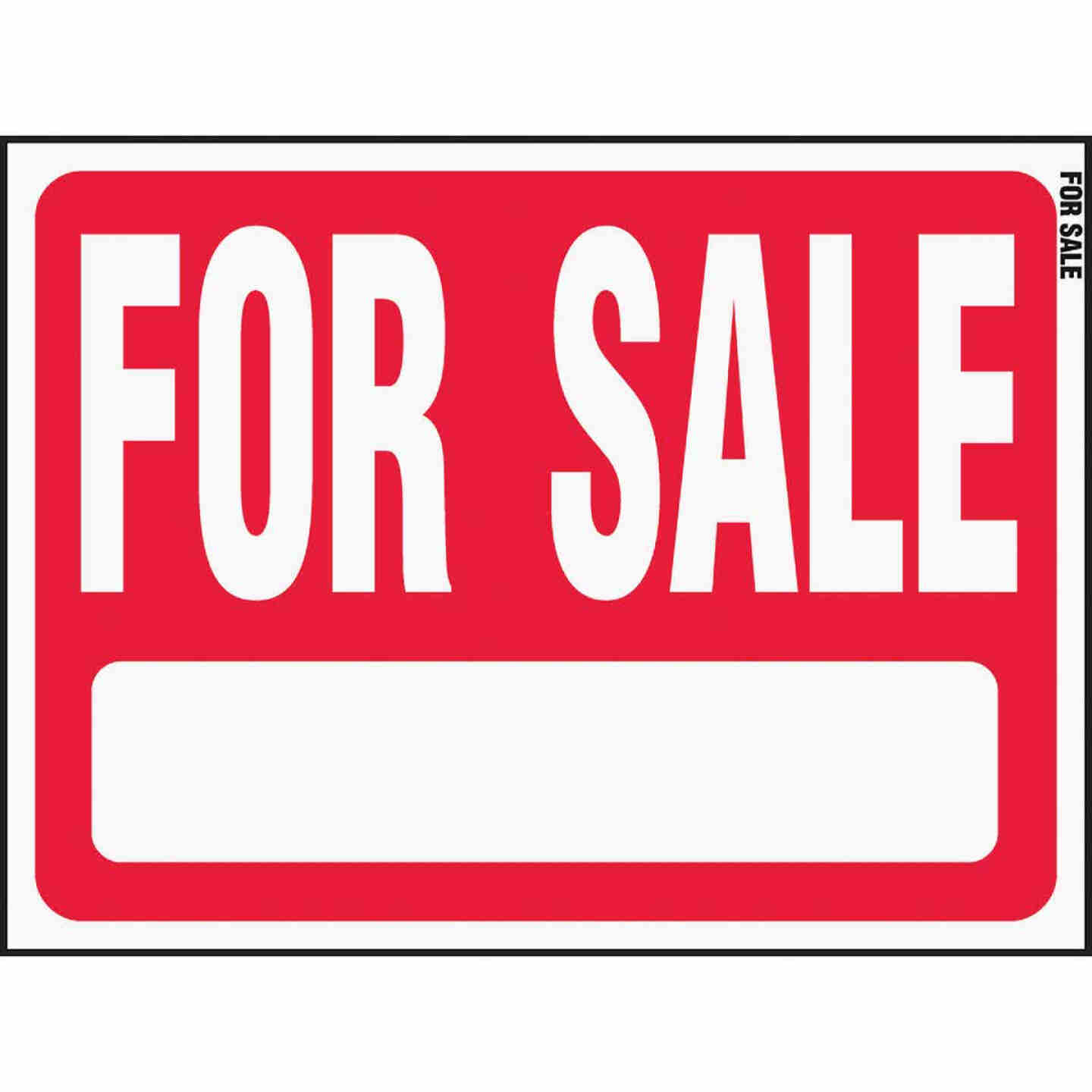 Hy-Ko Plastic Sign, For Sale Image 1