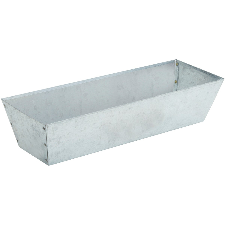 Do it 14 In. Galvanized Steel Mud Pan Image 1