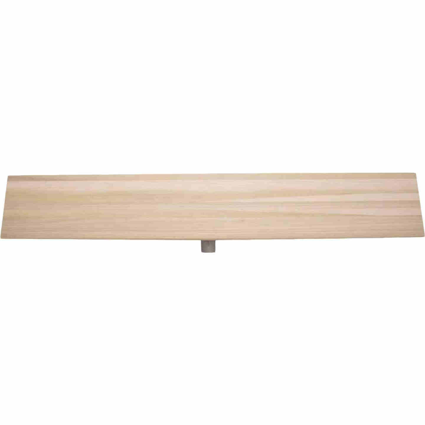 Marshalltown 8 In. x 48 In. Straight End Wood Bull Float Image 4
