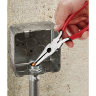 Milwaukee 8 In. Long Nose Pliers Image 2