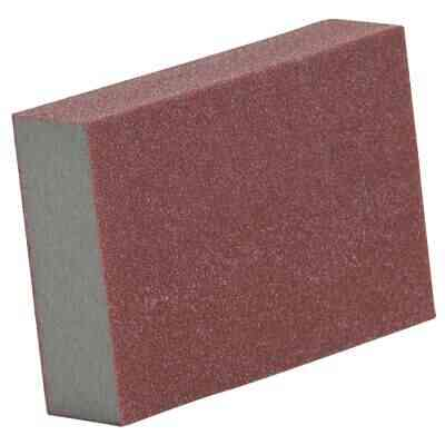 Do it Best Premium 3 In. x 5 In. x 1 In. 80 Grit Coarse Sanding Sponge