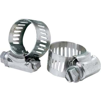 Ideal 3/4 In. - 1-3/4 In. 67 All Stainless Steel Hose Clamp