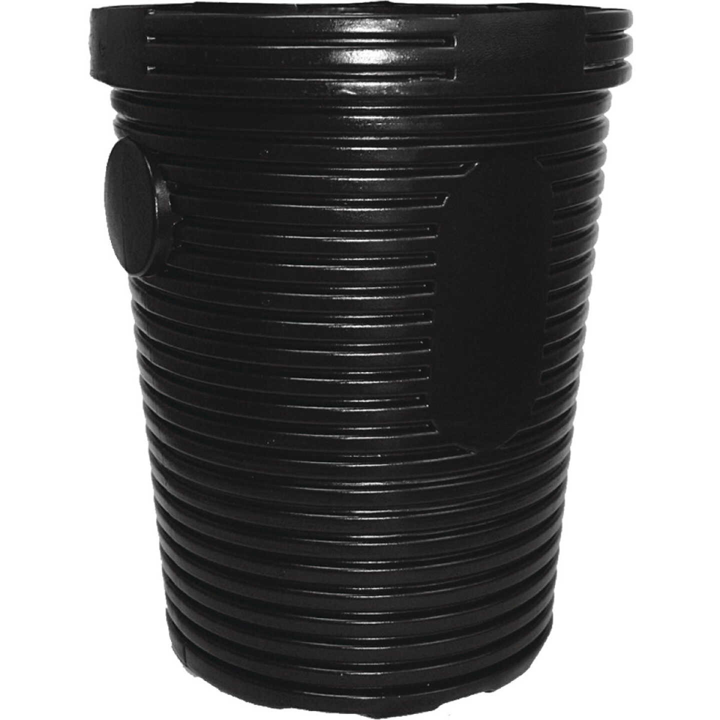 Advanced Drainage Systems HDPE Radon Vented Sump Lid Liner Image 1