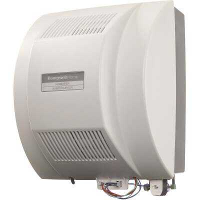 Honeywell Home Whole House Fan Powered Furnace Humidifier