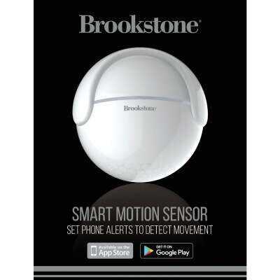 Brookstone Indoor White Smart Motion Sensor