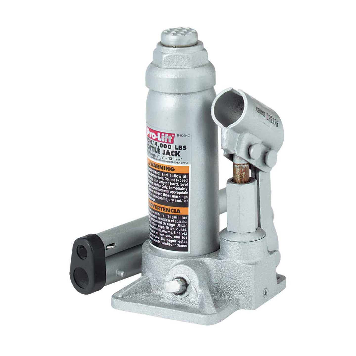 Pro-Lift 2-Ton Hydraulic Bottle Jack  Image 1