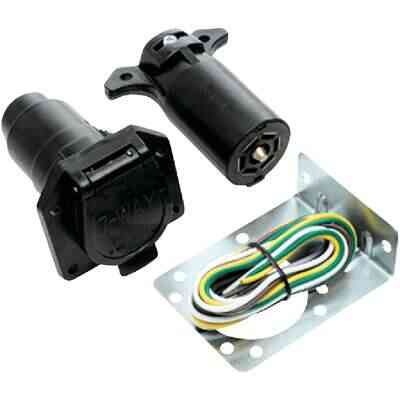 Reese Towpower 7-Blade Vehicle/Trailer Connector Set