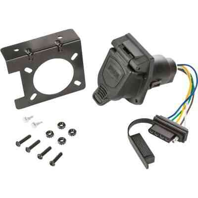 Reese Towpower 4-Flat 36 In. Professional Trailer Side Connector