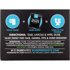 Dude Wipes On-The-Go Flushable Wipes Singles (15-Count) Image 4
