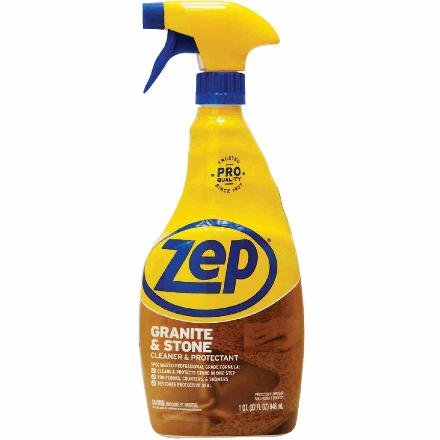 Zep 32 Oz. Granite & Stone Cleaner & Protectant Image 1