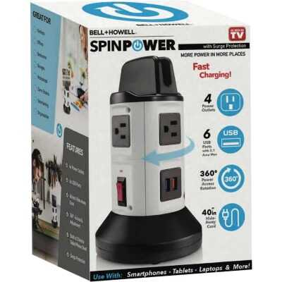 Bell+Howell Spin Power Tower