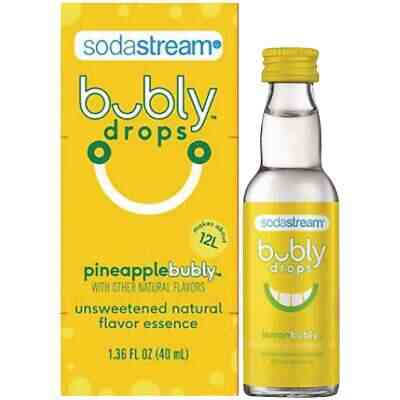 Sodastream Bubly 1.36 Oz. Pineapple Drops
