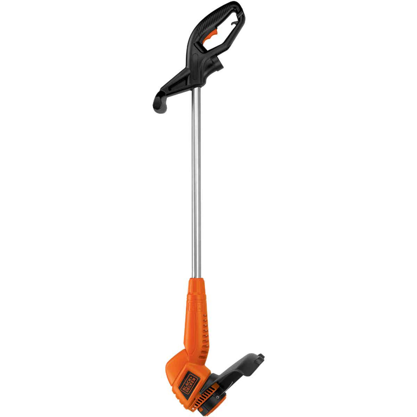 Black & Decker 13 In. 4.4-Amp Straight Shaft Corded Electric String Trimmer Edger Image 7