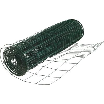 Do it 28 In. H. x 50 Ft. L. Galvanized Wire Garden Fence, Green