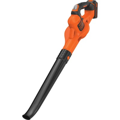 Black & Decker PowerBoost 130 MPH 20V MAX Lithium-Ion Cordless Blower