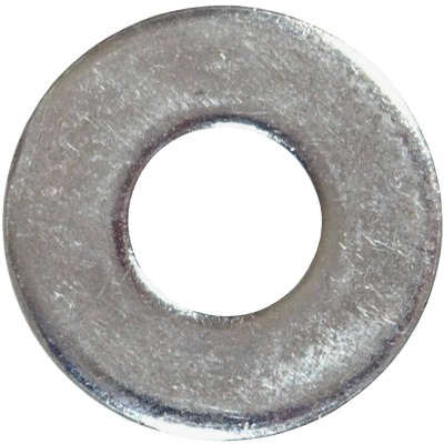 Hillman 7/16 In. Steel Zinc Plated Flat USS Washer (50 Ct.)