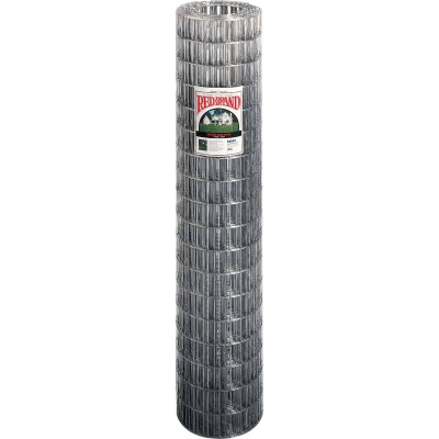 Keystone Red Brand 48 In. H. x 50 Ft. L. (2x4) Welded Wire Utility Fence