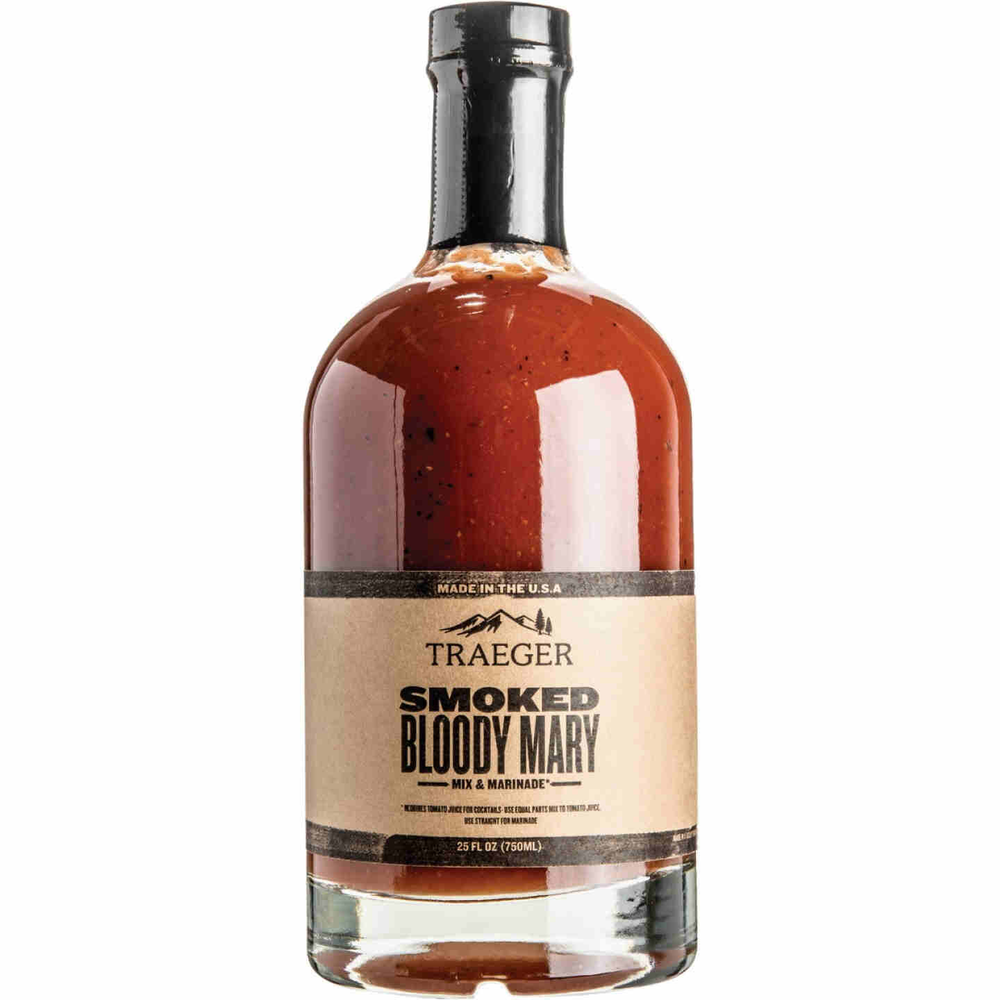 Traeger 25 Oz. Smoked Bloody Mary Mix Image 1