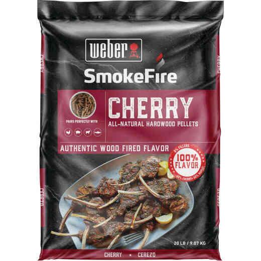 Weber SmokeFire 20 Lb. Cherry Wood Pellet