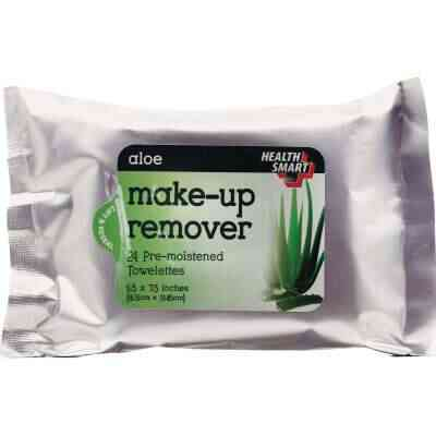 Health Smart Pre-Moistened Towelettes Make-Up Remover (24 Ct.)